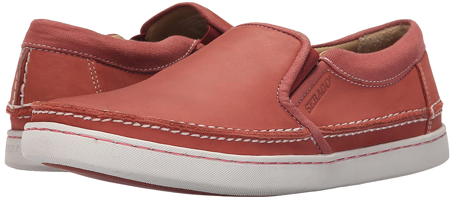 71905cb9775c3 Sebago Men's RYDE Slip-On Loafer, Rust Leather, 8 M US: Amazon.ca: Shoes &  Handbags