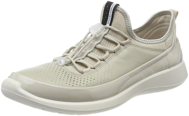 Ecco Soft 5, Zapatillas para Mujer 41 EU|Beige (Gravel/Oyster/Gravel)