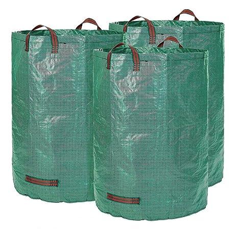Diadia 120L Bolsa de Jardinería Extra Grande Reutilizable ...