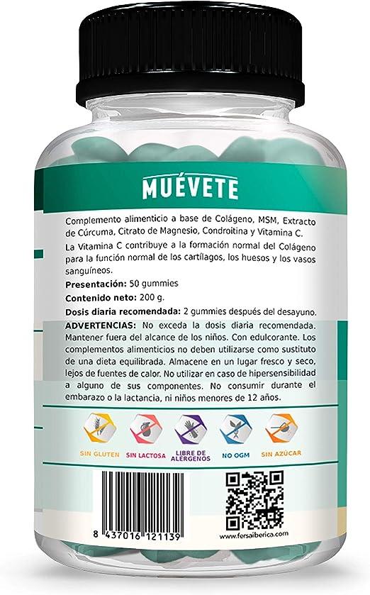 Muévete | Potente antiinflamatorio con acción analgésica | Reduce ...