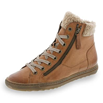 sale top fashion 50% off Paul Green | Sneaker gefüttert - braun | cuoio/sabbia, Farbe ...