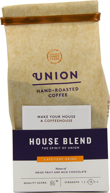 Union Hand Roasted Coffee House Blend Ground Coffee 200g