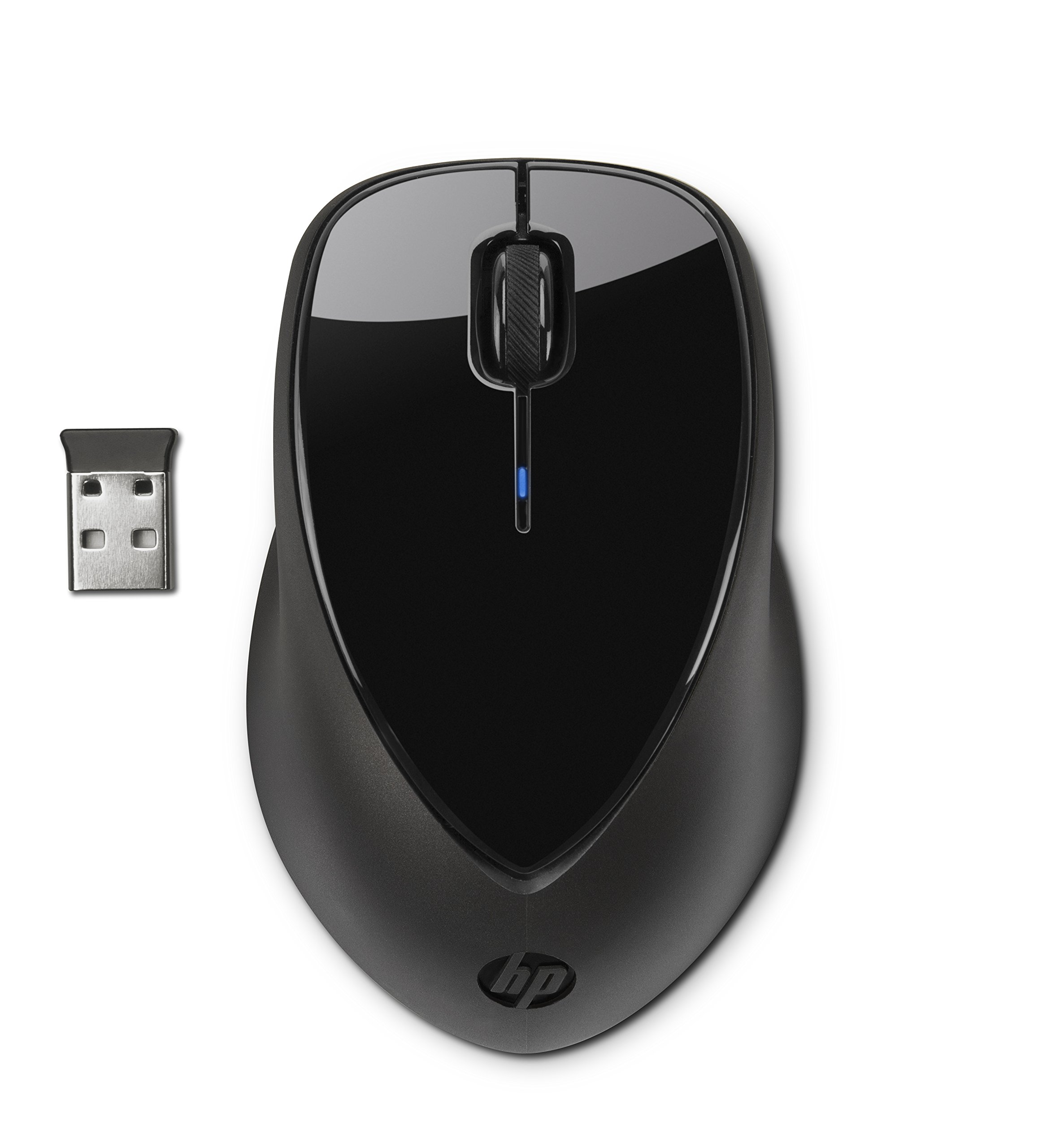 HP A0X35AA#ABA Wireless Mouse X4000 with Laser Sensor by HP