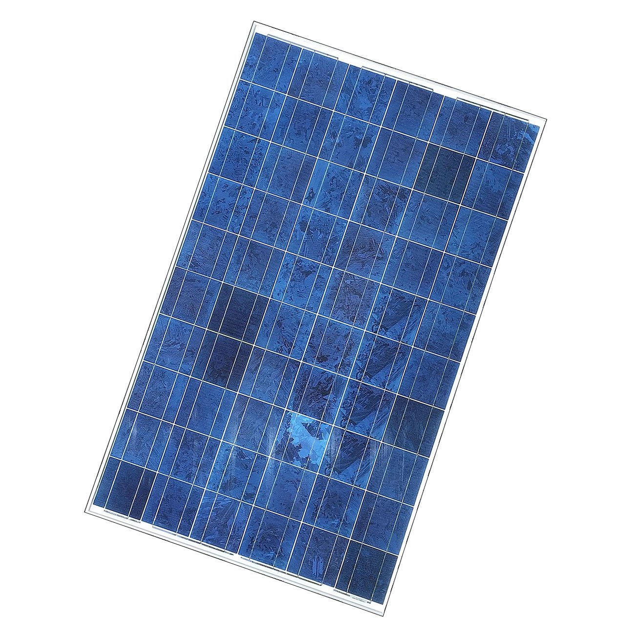 Natural Current NCSP250P26WPT Solar Panel Home and Garden Boat RV, 250W, Pack of 26
