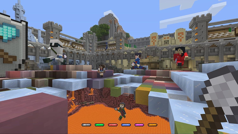 Amazon com: Minecraft: Wii U Edition - Wii U Standard
