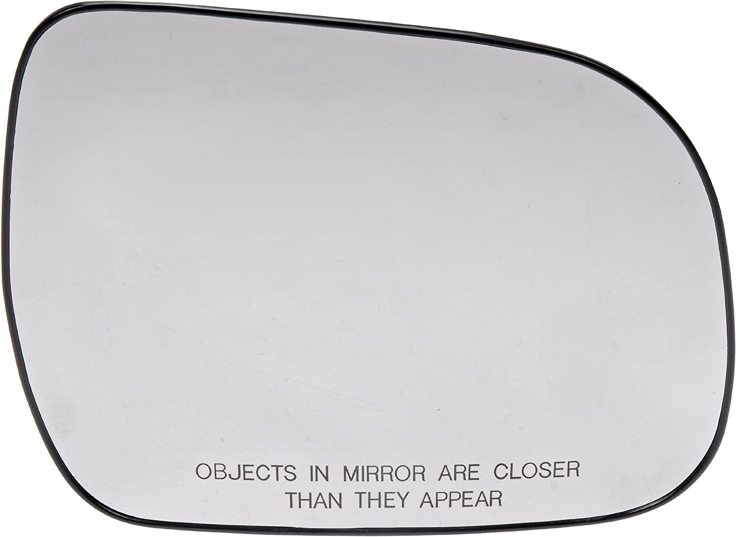 Dorman 56953 Toyota Camry Driver Side Plastic Backed Door Mirror Glass Non-Heated