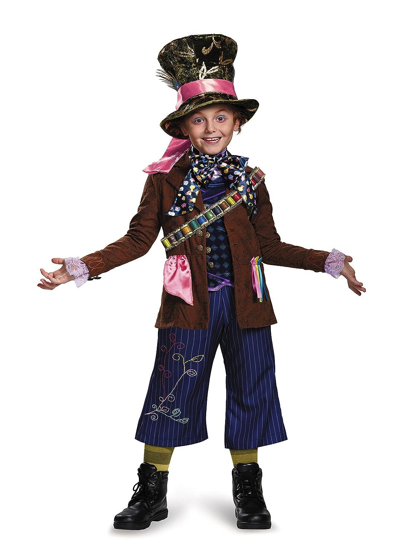 マッドハッター 衣装、コスチューム 子供男性用 Prestige アリスインワンダーランド ディズニー ハロウィン Large/10-12  B01CXYAELK