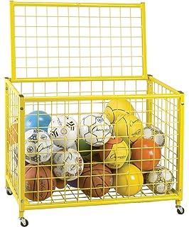 Champion Sports Locking Ball Storage Locker