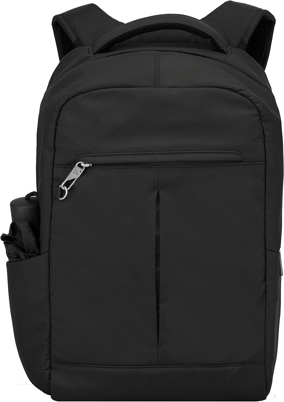LSHU Sling Bag Chest Bag Casual Business Burglarproof Shoulder Bag Crossbody Backpack Lightweigh Men and Women Hiking Daypack