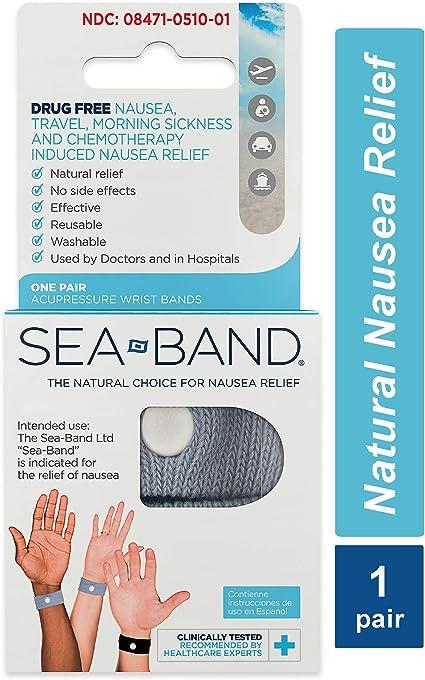 Sea-Band For Children Multi-Colour