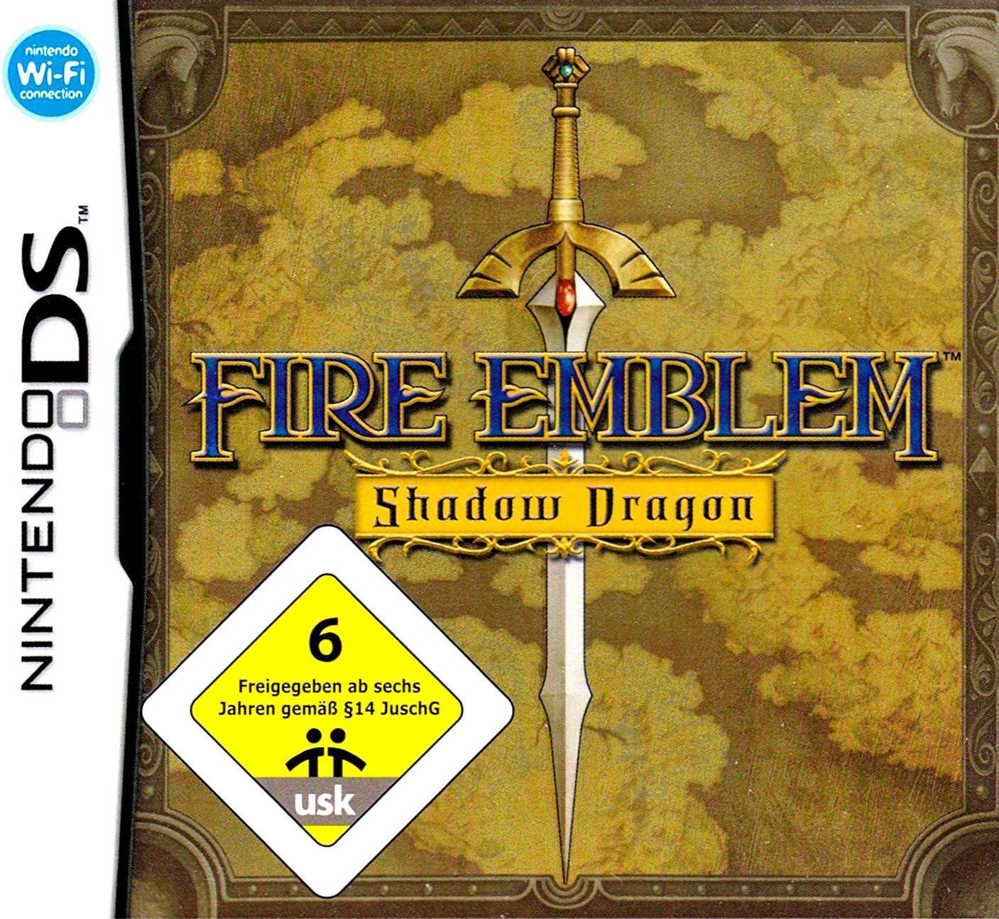 Fire Emblem - Shadow Dragon [Importación alemana]: Amazon.es: Videojuegos