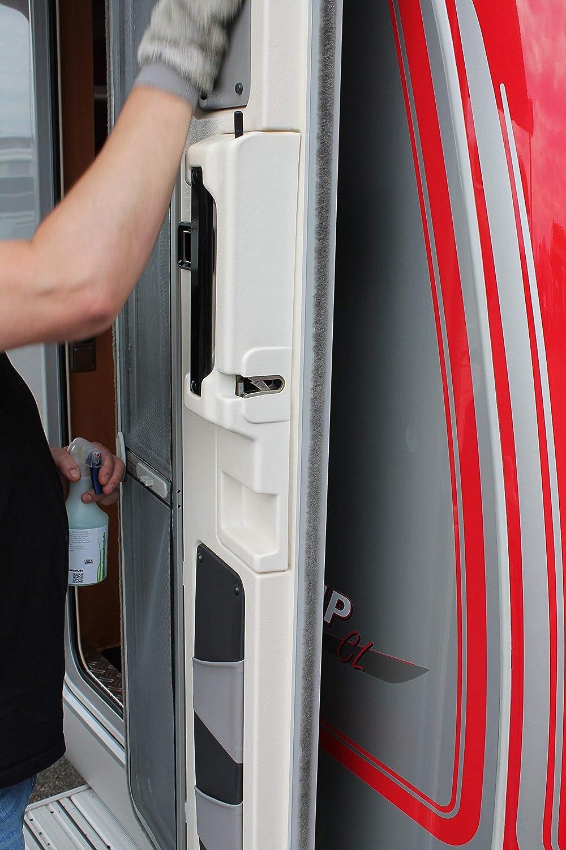 Cleanofant Caravana Autocaravana sellado set charol MCA plástico exterior interior