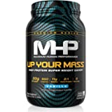 MHP, Up Your Mass High Protein Super Weight Gainer, Vanilla, 2.33 Pounds