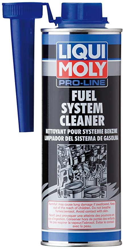 Fuel System Cleaning >> Amazon Com Liqui Moly 2030 Pro Line Fuel System Cleaner 500 Ml