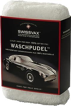 Swissvax SwizÖl Waschpudel Luxury Wash Pad Soft Auto