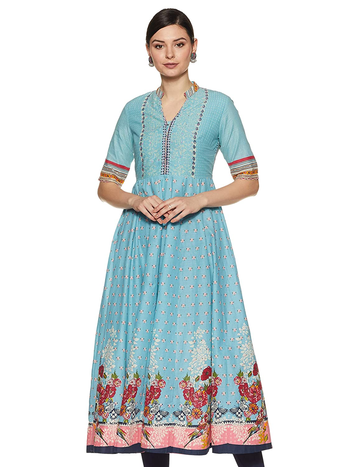 Best Anarkali Kurta For Women's