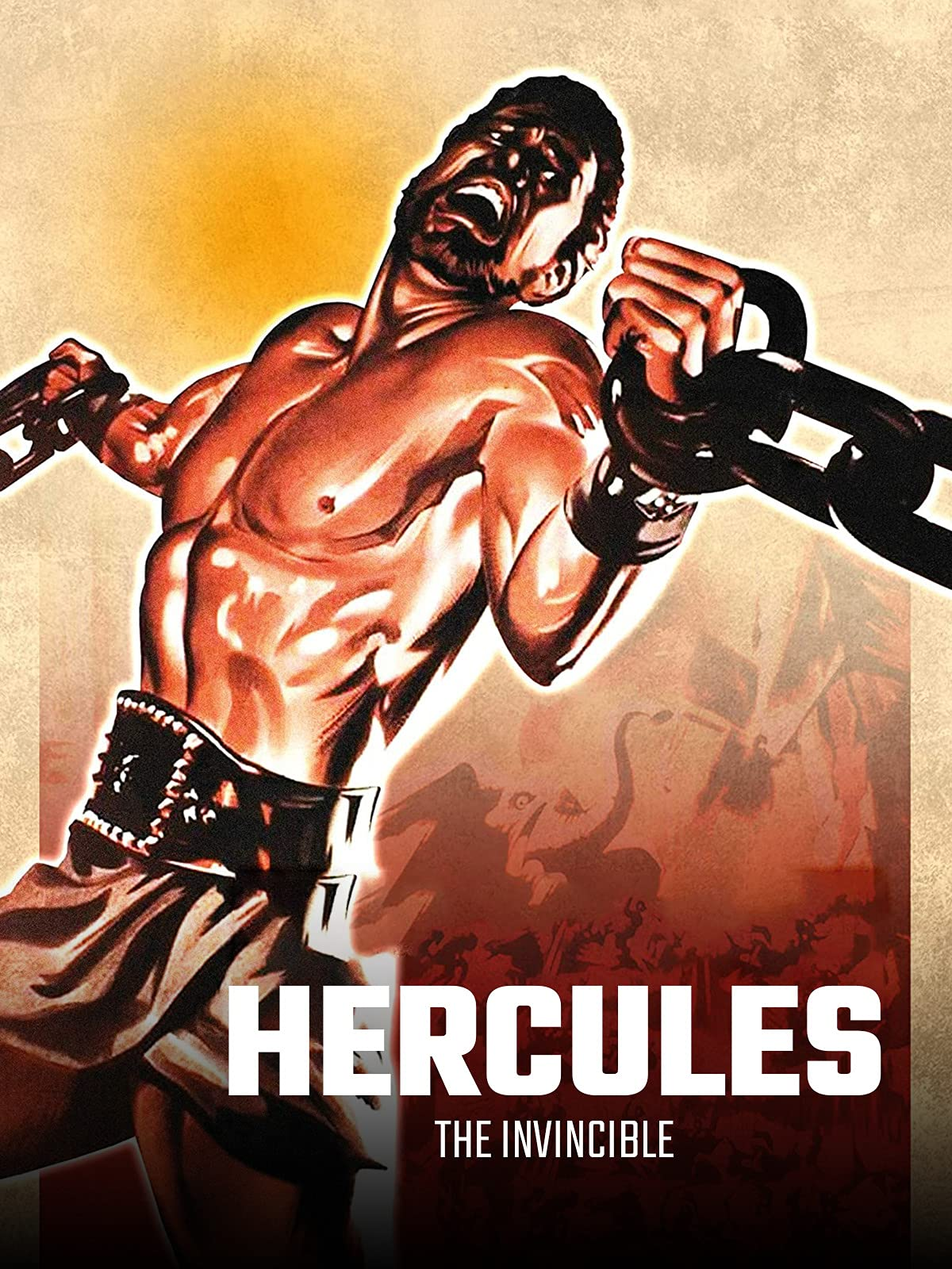 Hercules the Invincible on Amazon Prime Video UK