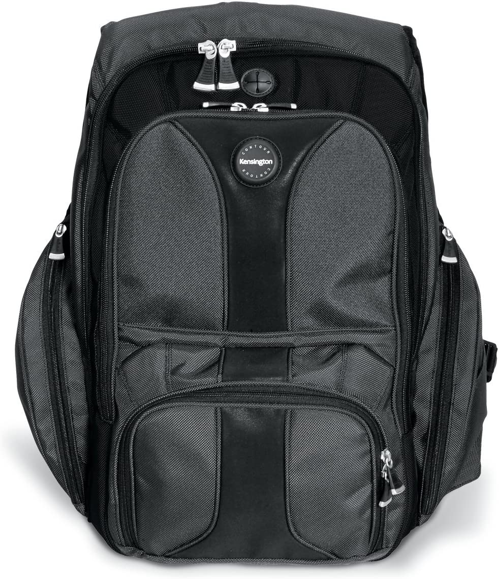 "Kensington Contour Computer Backpack for 16"" Laptops (K62238B)"