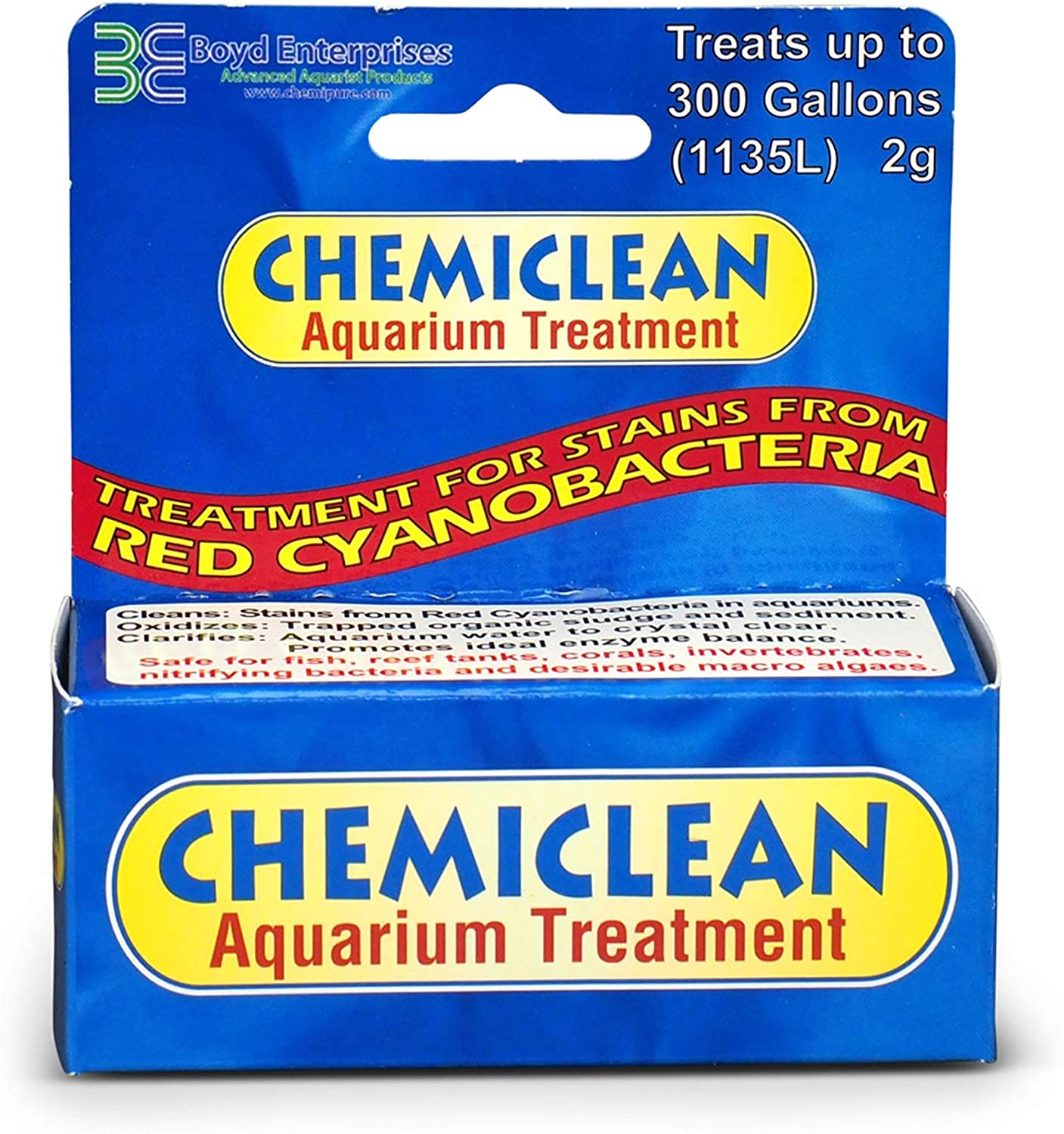 Boyd Enterprises Chemi-Clean - 2 g