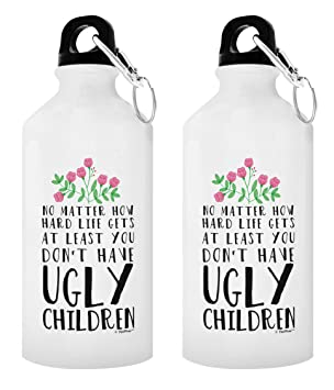 Mum At Least You Don/'t Have An Ugly Child Keyring Key Chain Mothers Day
