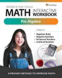 Math Interactive Workbook: Pre-Algebra [Online Code]