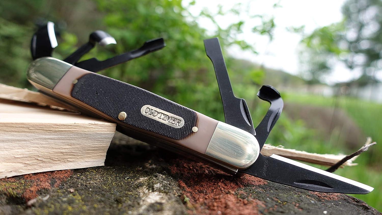 Old Timer 24OT Splinter Carvin' 6in Traditional Folding Whittling Knife
