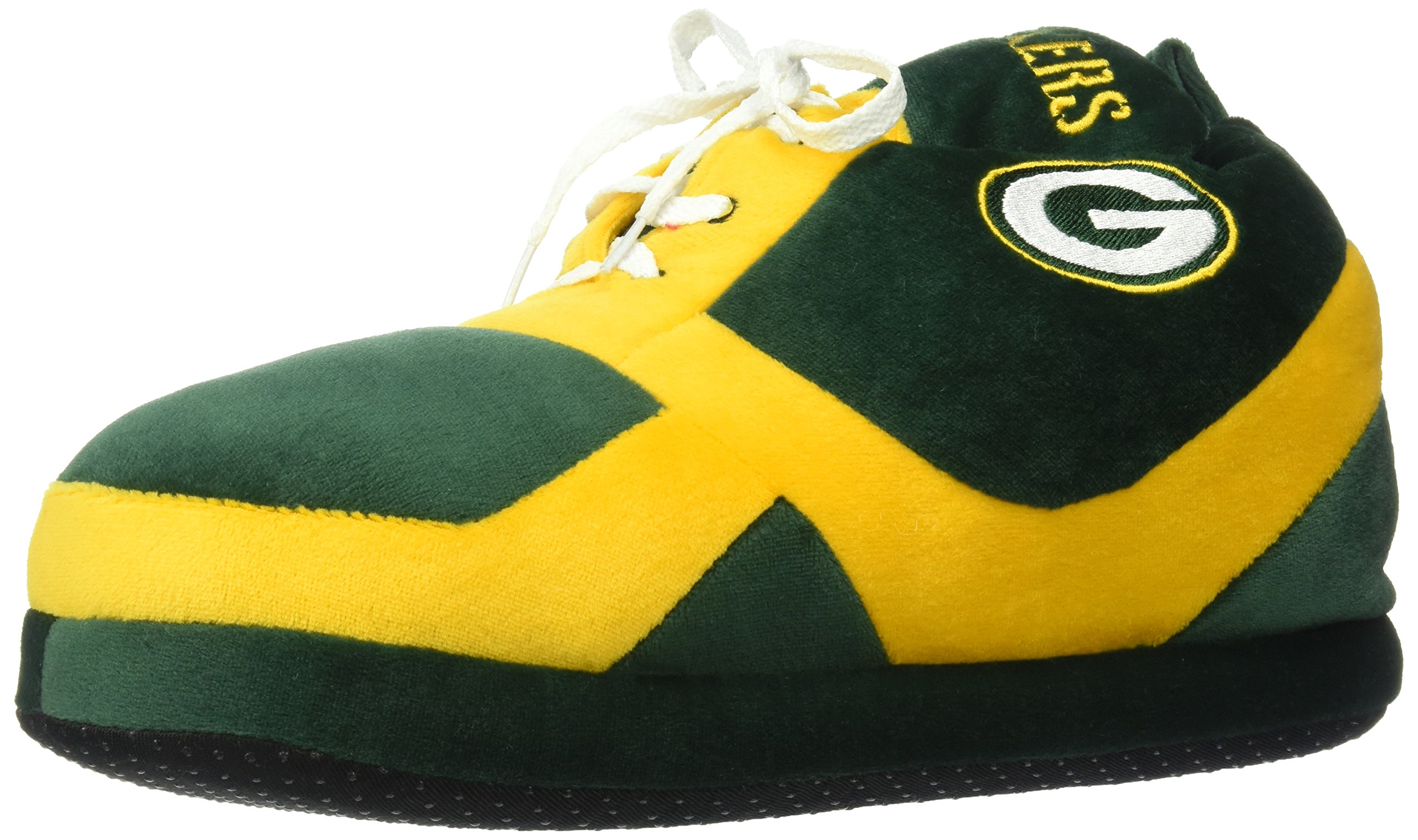 FOCO Green Bay Packers 2015 Sneaker Slipper Large
