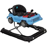 Jeep Classic Wrangler 3-in-1 Activity Walker, Blue
