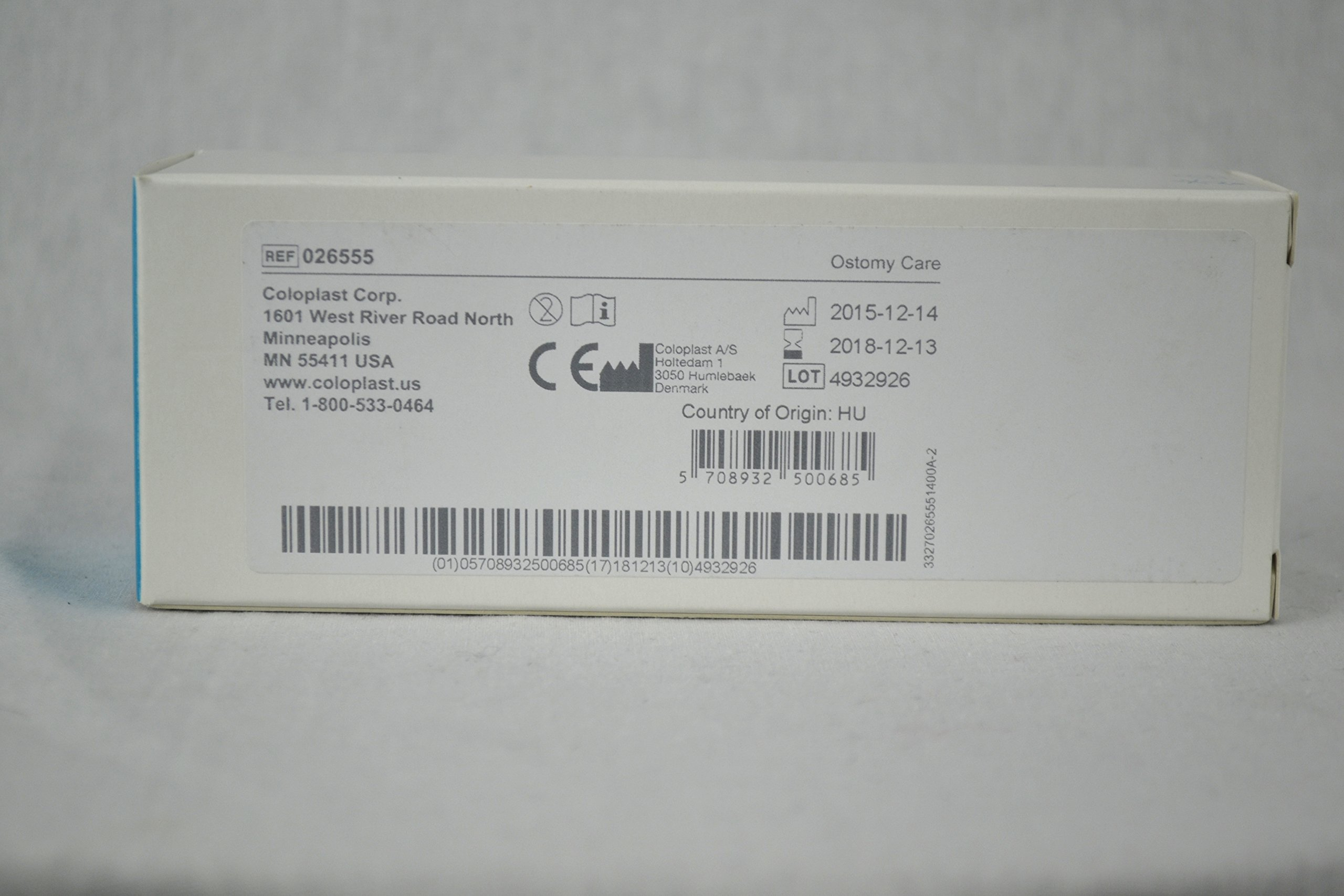 Moldable Strip Paste - - Case of 80 by Coloplast