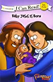 The Beginner's Bible Baby Jesus Is Born (I Can Read! / The Beginner's Bible)