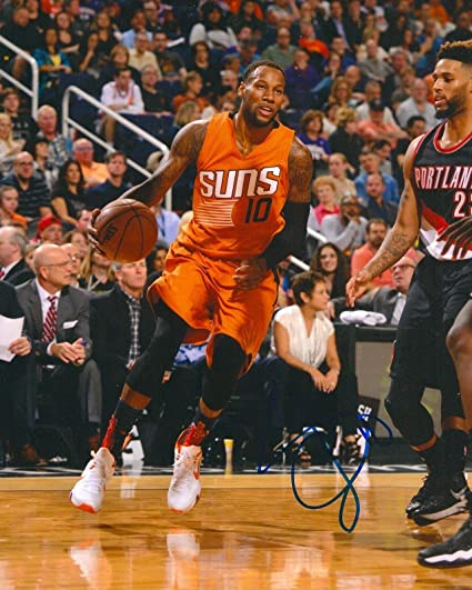 b3d66decdb1 Signed Sonny Weems Photo - PHOENIX SUNS 8X10 COA - Autographed NBA ...