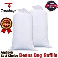 TopShop Quality First Part Beans Filler Bean Bags Refill (3 KG)