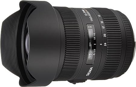 Amazon Co Jp Sigma 広角ズームレンズ 12 24mm F4 5 5 6iidg Hsm キヤノン用 フルサイズ対応 4549 カメラ