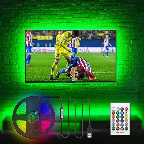 HAMLITE LED TV Retroiluminación Bías de 65 Pulgadas Tira de luz ...