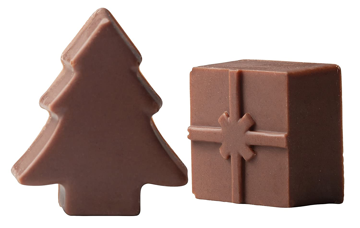 43829 Anderson/'s Baking Triple Chocolate Bar Mold Non-Stick European-Grade Silicone Mrs Makes 3 Standard-Sized Chocolate Bars Harold Import Co