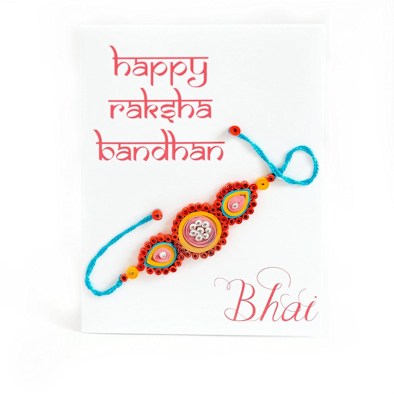 Amazon Rakhi Card Raksha Bandhan Card Rakshabandhan Card