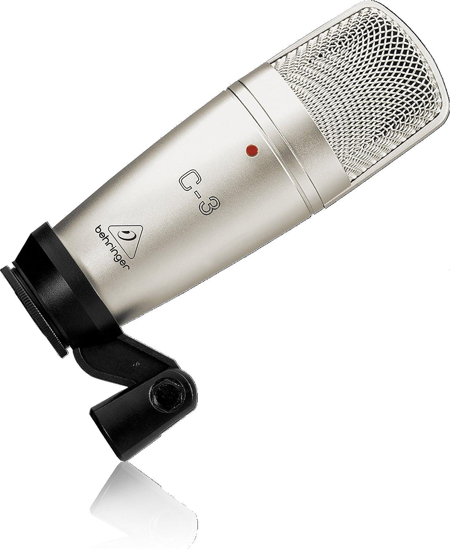 Behriger C-3 - Microfono a condensatore economico