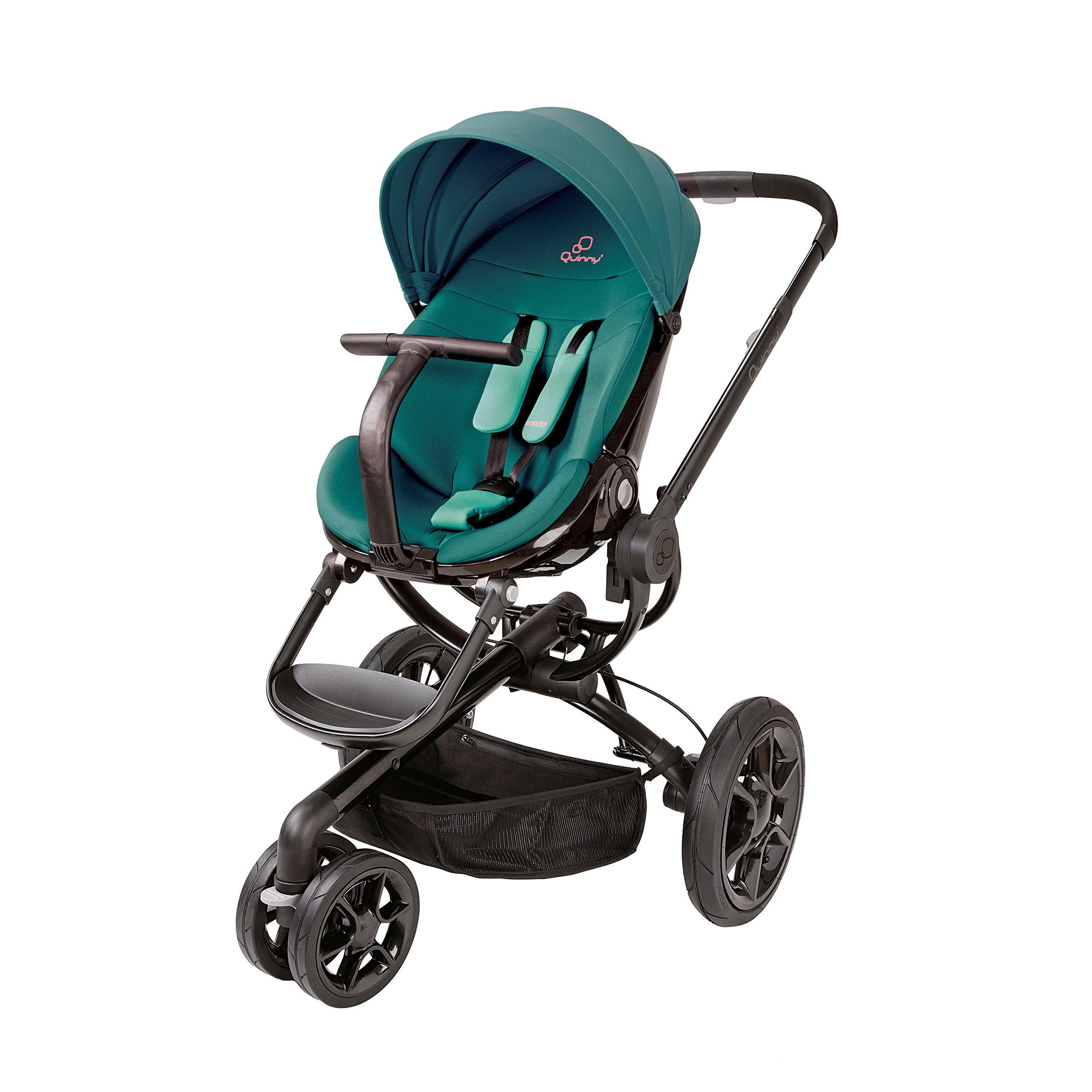 Quinny Moodd Stroller, Green Courage by Quinny (Image #1)