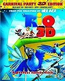 Rio (Blu-ray 3D + Blu-ray + DVD + Digital Copy)