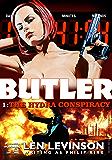 The Hydra Conspiracy (A Butler Spy Thriller)