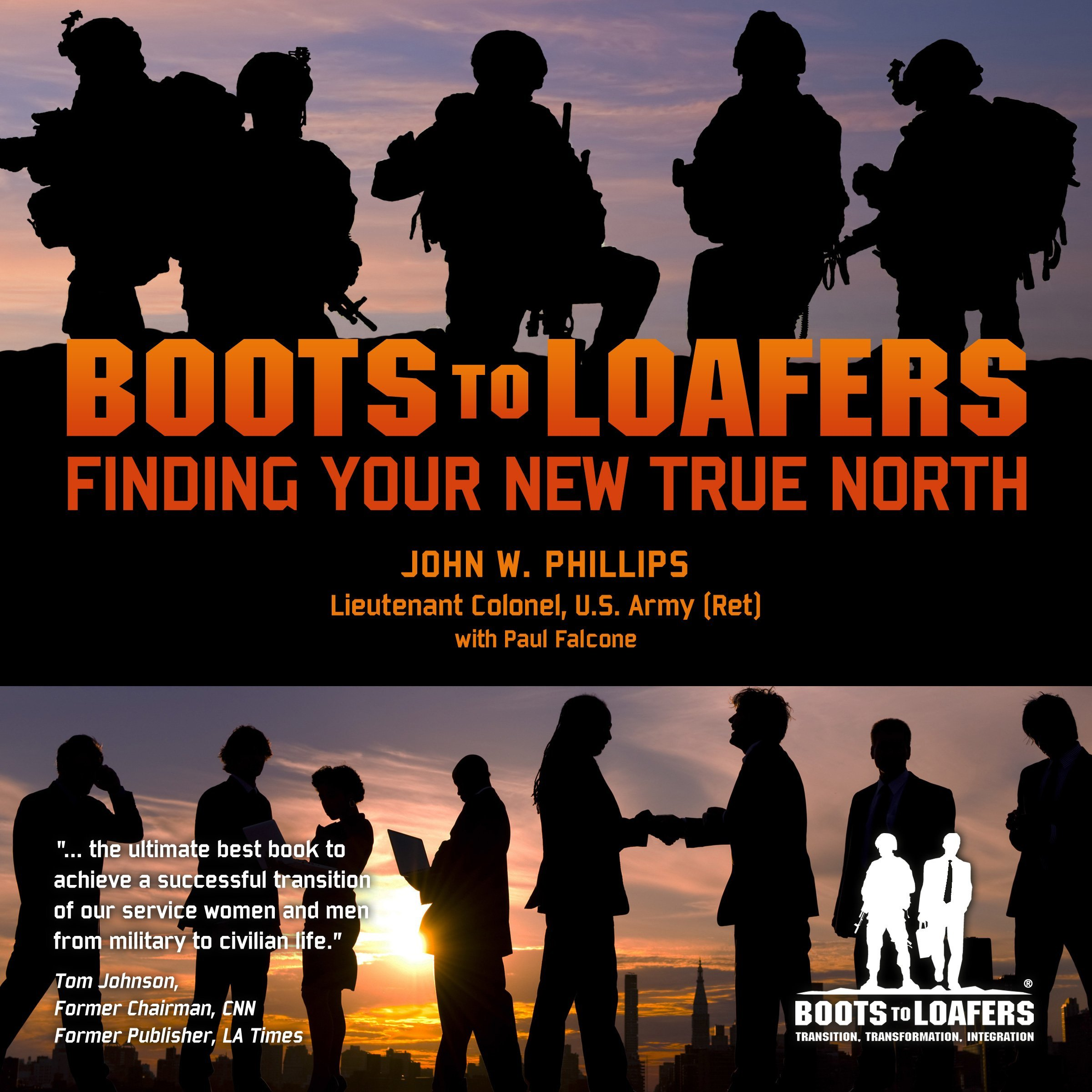 Boots to Loafers: Finding Your New True North