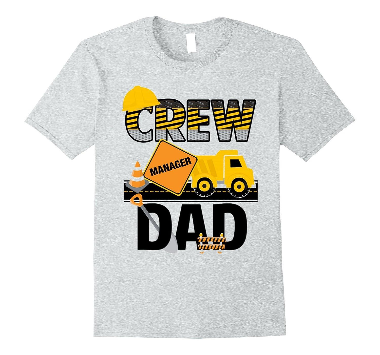 Crew Dad T Shirt