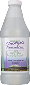 Georges Aloe Vera Drink, 32 Fl Oz (Pack of 1)