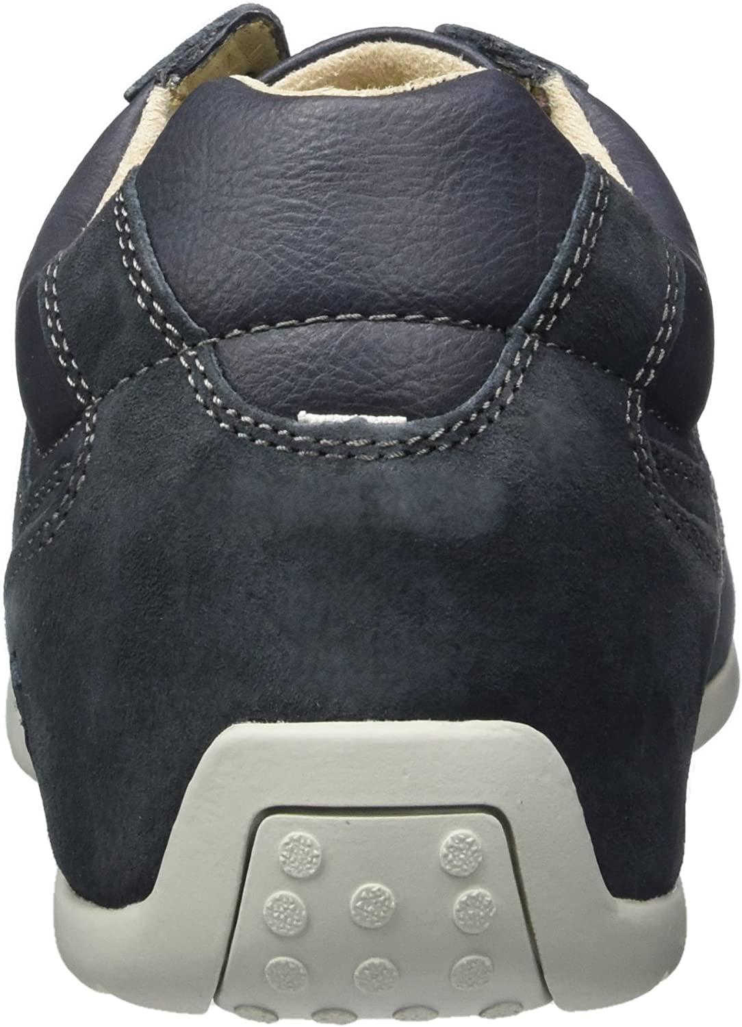 camel active Space 12, Sneakers Basses Homme Bleu Jeans Navy 33