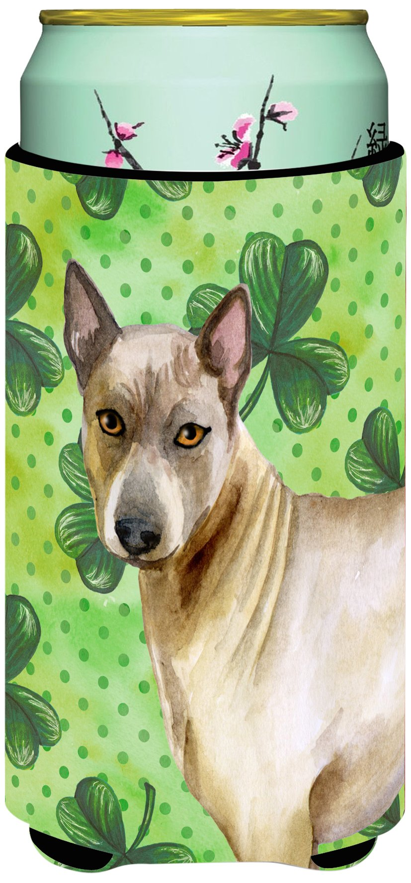 Caroline's Treasures BB9854TBC Thai Ridgeback St Patrick's Decorative Can Hugger, Tall Boy, Multicolor