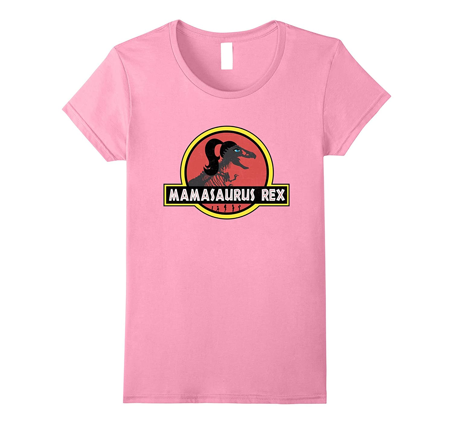 Funny Mamasaurus Rex Lovely Graphic T-Shirt for Mother's Day