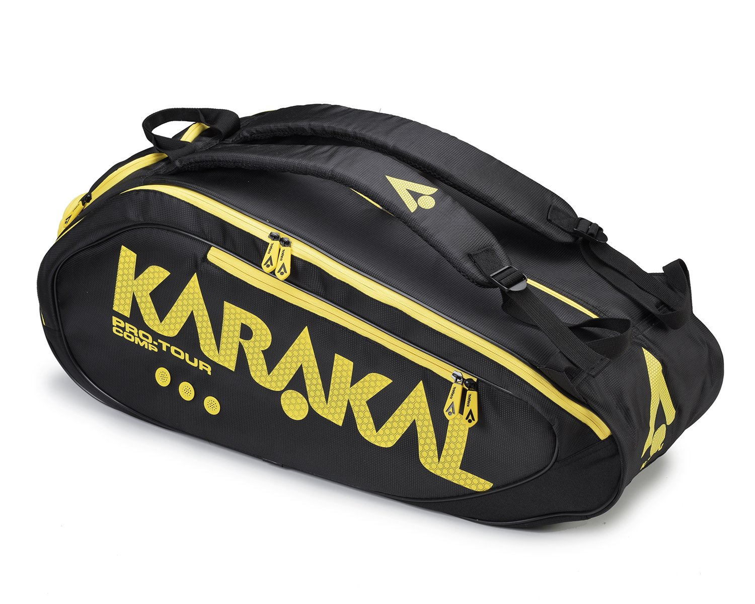 Karakal Pro Tour Comp 9 Racket Bag KZ 981
