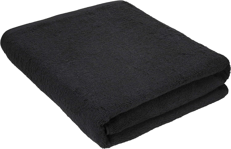 Betz Serviette de Bain XXL draps de Bain Serviette /à Sauna Dresden 100/% Coton diff/érentes Tailles Couleur Anthracite Taille 100 cm x 140 cm