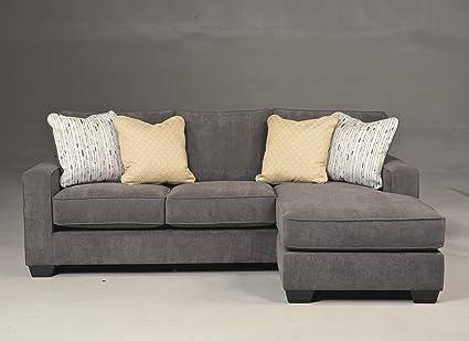 Amazon Com Ashley Furniture Hodan Fabric 2 Piece Sectional In