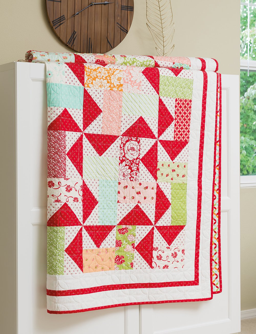 Cotton Way Classics: Fresh Quilts for a Charming Home: Bonnie ...